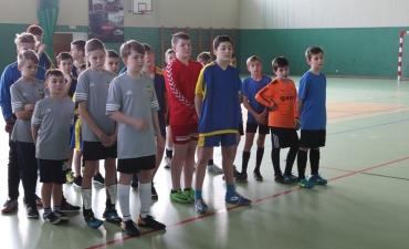 Mistrzostwa LSO w piłce nożnej (Marzec 2018)