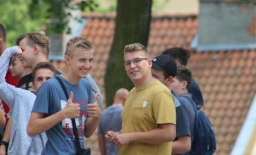Obóz ministrancki na Mazurach_122
