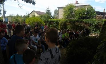 Obóz ministrancki na Mazurach_1
