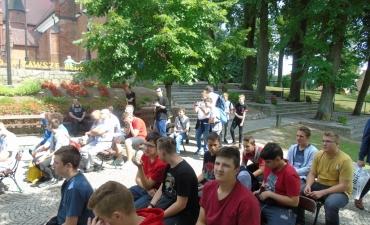 Obóz ministrancki na Mazurach_40