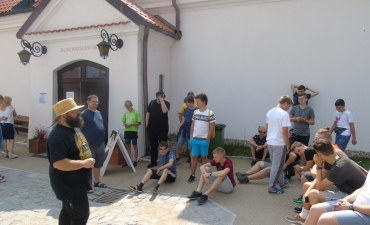 Obóz ministrancki na Mazurach_48