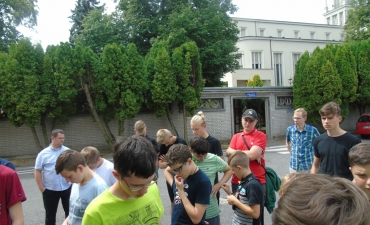 Obóz ministrancki na Mazurach_57
