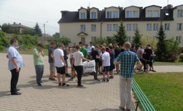 Obóz ministrancki na Mazurach_62