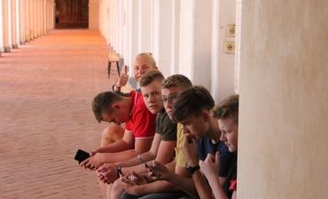 Obóz ministrancki na Mazurach_117