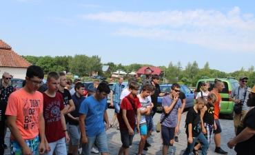 Obóz ministrancki na Mazurach_126