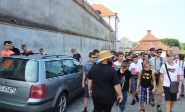 Obóz ministrancki na Mazurach_127