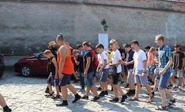 Obóz ministrancki na Mazurach_130