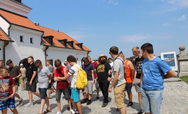Obóz ministrancki na Mazurach_134