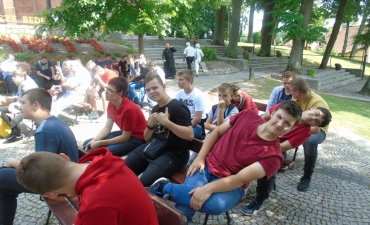 Obóz ministrancki na Mazurach_41