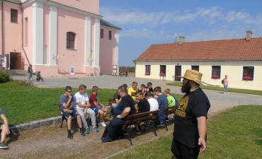 Obóz ministrancki na Mazurach_43