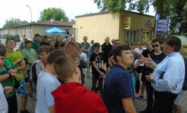 Obóz ministrancki na Mazurach_56