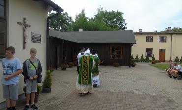 Obóz ministrancki na Mazurach_59
