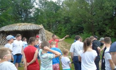 Obóz ministrancki w Bieszczadach_106