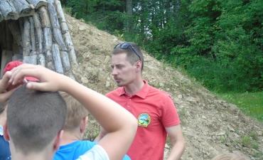 Obóz ministrancki w Bieszczadach_107