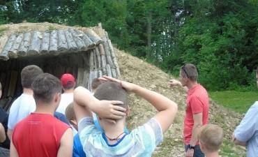 Obóz ministrancki w Bieszczadach_108