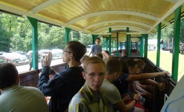 Obóz ministrancki w Bieszczadach_126