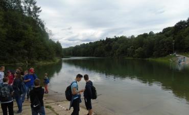 Obóz ministrancki w Bieszczadach_22