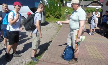 Obóz ministrancki w Bieszczadach_31