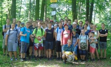 Obóz ministrancki w Bieszczadach_39