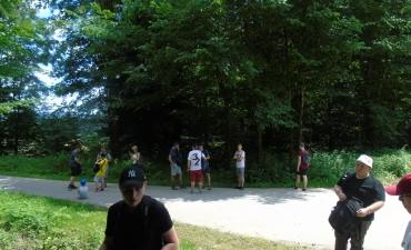 Obóz ministrancki w Bieszczadach_42
