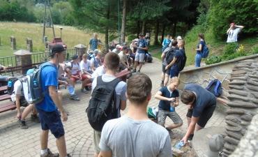 Obóz ministrancki w Bieszczadach_44
