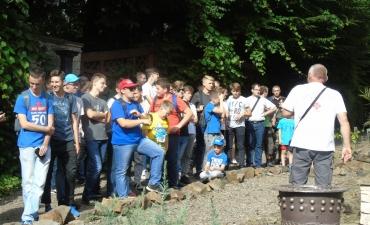 Obóz ministrancki w Bieszczadach_54