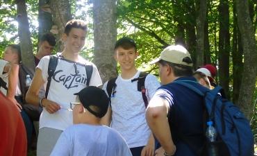 Obóz ministrancki w Bieszczadach_71