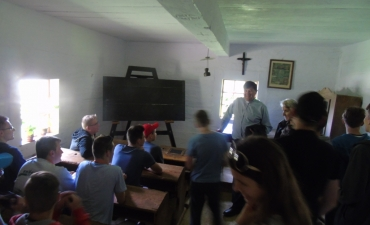 Obóz ministrancki w Bieszczadach_8