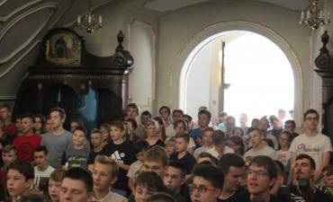 Pielgrzymka LSO na Górę św. Anny_15