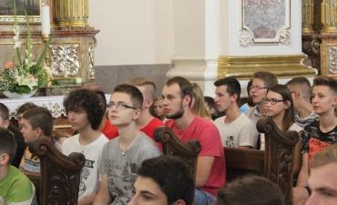 Pielgrzymka LSO na Górę św. Anny_16