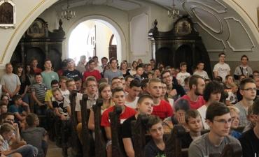 Pielgrzymka LSO na Górę św. Anny_22