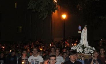 Pielgrzymka LSO na Górę św. Anny_249