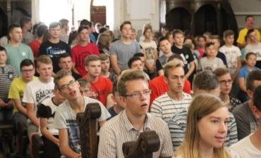 Pielgrzymka LSO na Górę św. Anny_24