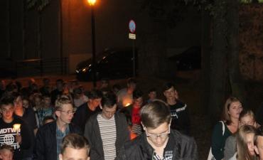 Pielgrzymka LSO na Górę św. Anny_258