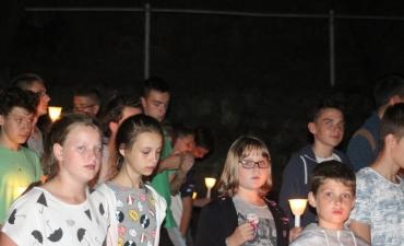 Pielgrzymka LSO na Górę św. Anny_266