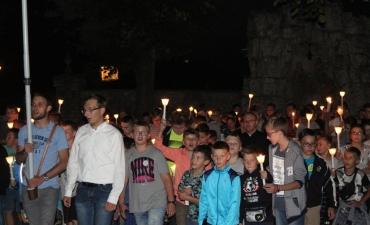 Pielgrzymka LSO na Górę św. Anny_272