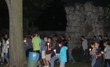 Pielgrzymka LSO na Górę św. Anny_274