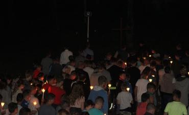 Pielgrzymka LSO na Górę św. Anny_282