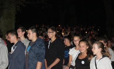 Pielgrzymka LSO na Górę św. Anny_289
