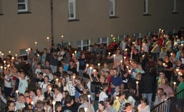 Pielgrzymka LSO na Górę św. Anny_306