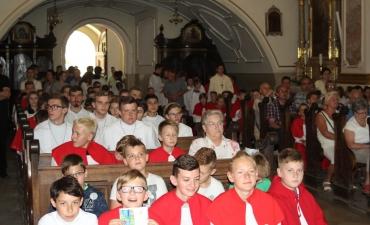 Pielgrzymka LSO na Górę św. Anny_423