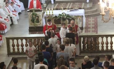 Pielgrzymka LSO na Górę św. Anny_60
