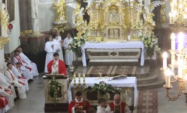 Pielgrzymka LSO na Górę św. Anny_61