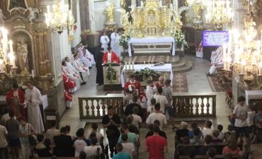 Pielgrzymka LSO na Górę św. Anny_64