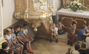 Pielgrzymka LSO na Górę św. Anny_73