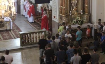 Pielgrzymka LSO na Górę św. Anny_83