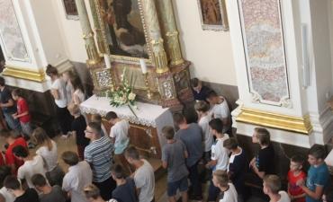 Pielgrzymka LSO na Górę św. Anny_84