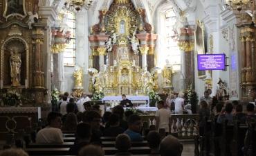 Pielgrzymka LSO na Górę św. Anny_8