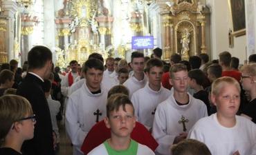 Pielgrzymka LSO na Górę św. Anny_90