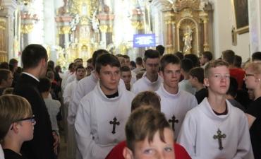 Pielgrzymka LSO na Górę św. Anny_91